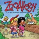 Book Cover, Zooallergy