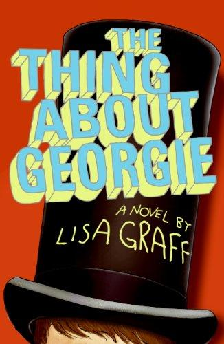 Book Cover, The Thing About Georgie