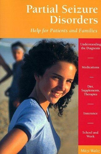 Book Cover, Partial Seizure Disorders: Help For Patients And Families
