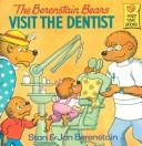 Book Cover, The Berenstain Bears Visit The Dentist