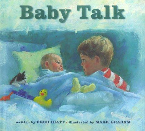 Book Cover, Baby Talk