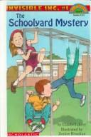 Book Cover, The Schoolyard Mystery