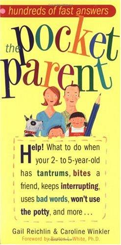 Book Cover, The Pocket Parent