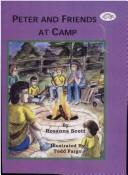 Book Cover, Peter And Friends At Camp
