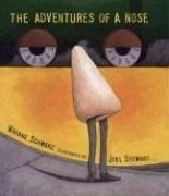 Book Cover, The Adventures Of A Nose