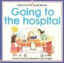 Book Cover, Going To The Hospital