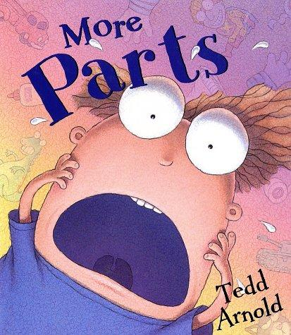 Book Cover, More Parts