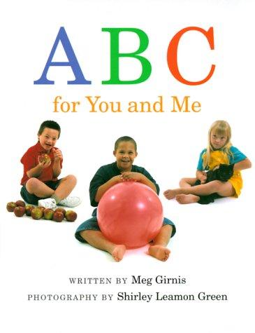Book Cover, ABC For You And Me