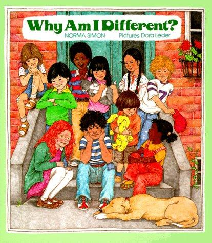 Book Cover, Why Am I Different?