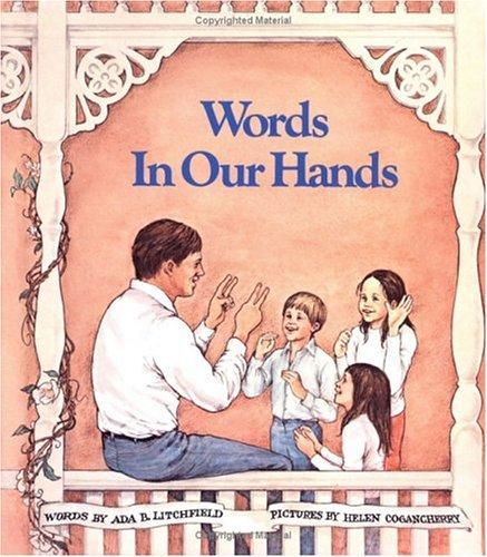 Book Cover, Words In Our Hands