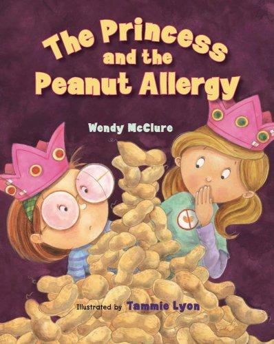 Book Cover, The Princess And The Peanut Allergy