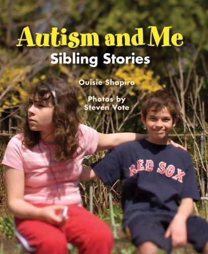 Book Cover, Autism And Me: Sibling Stories