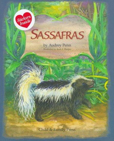 Book Cover, Sassafras