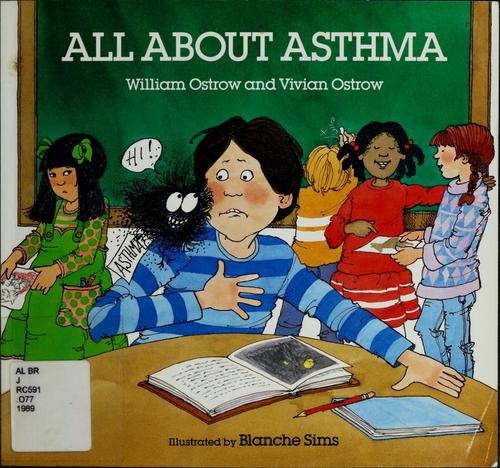 Book Cover, All About Asthma