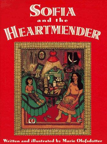 Book Cover, Sofia And The Heartmender