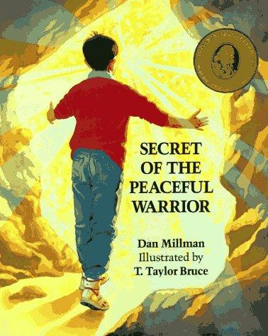 Book Cover, Secret Of The Peaceful Warrior