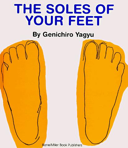 Book Cover, The Soles Of Your Feet