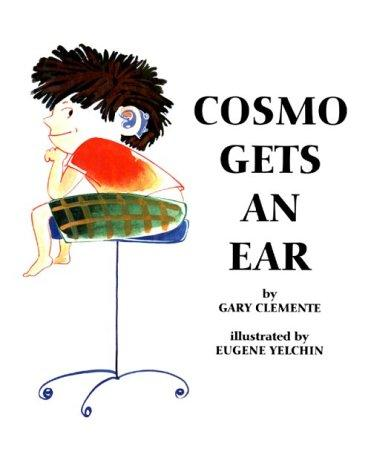 Book Cover, Cosmo Gets An Ear