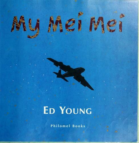 Book Cover, My Mei Mei