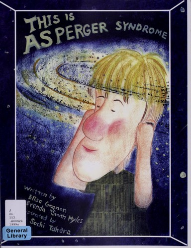 Book Cover, This Is Asperger Syndrome