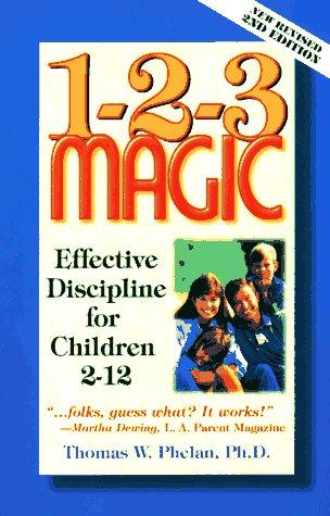 Book Cover, 1-2-3 Magic: Managing Difficult Behavior In Children 2-12