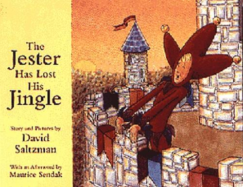 Book Cover, The Jester Has Lost His Jingle