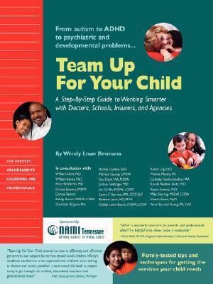 Book Cover, Team Up For Your Child