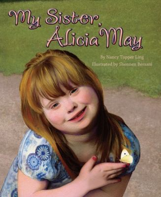 Book Cover, My Sister, Alicia May