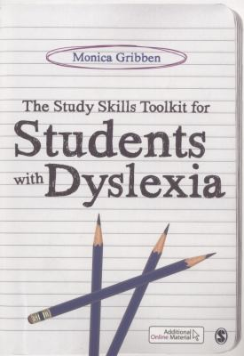 Book Cover, The Dyslexia Toolkit