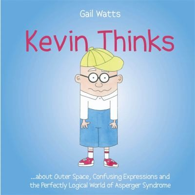 Book Cover, Kevin Thinks