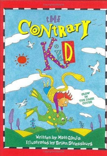 Book Cover, The Contrary Kid