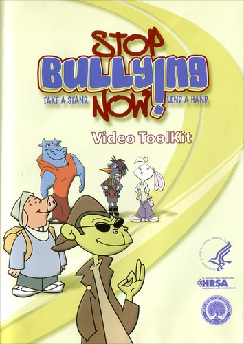 Book Cover, Stop Bullying Now! Take A Stand. Lend A Hand.