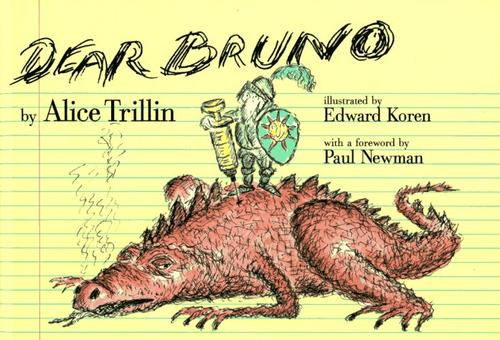 Book Cover, Dear Bruno