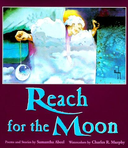 Book Cover, Reach For The Moon
