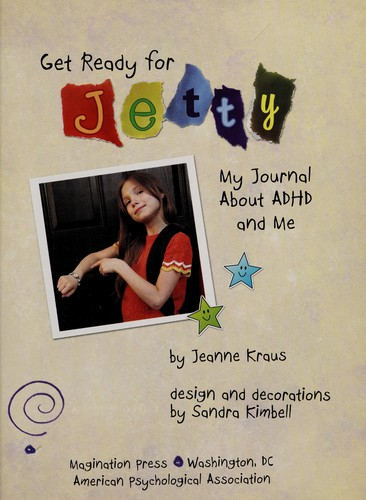 Book Cover, Get Ready For Jetty