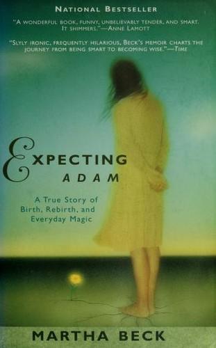Book Cover, Expecting Adam