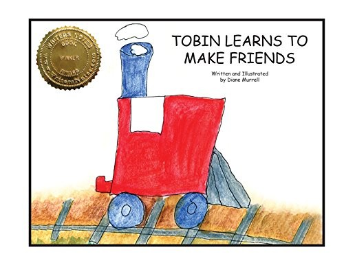 Book Cover, Tobin Learns To Make Friends