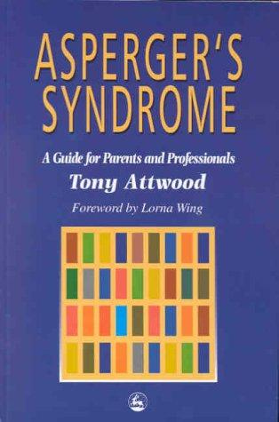 Book Cover, Asperger Syndrome