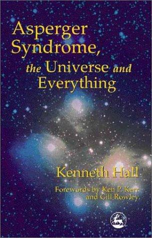 Book Cover, Asperger Syndrome, The Universe And Everything