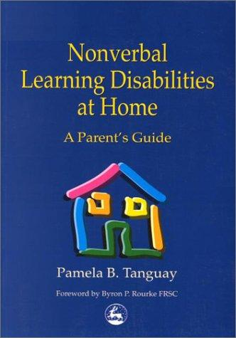 Book Cover, Nonverbal Learning Disabilities At Home