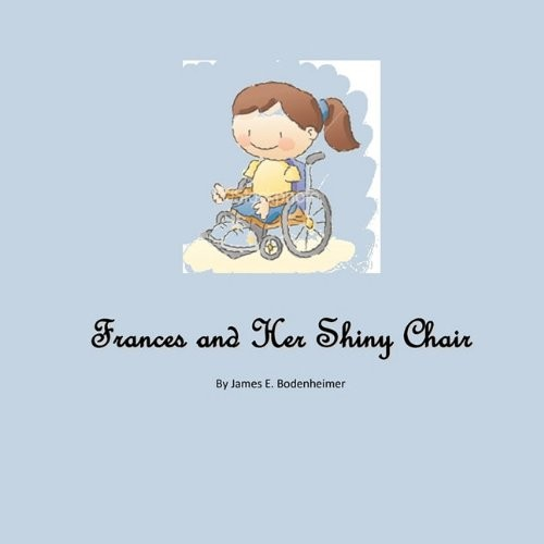 Book Cover, Frances And Her Shiny Chair