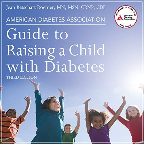 Book Cover, Guide To Raising A Child With Diabetes