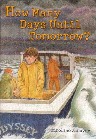Book Cover, How Many Days Until Tomorrow?