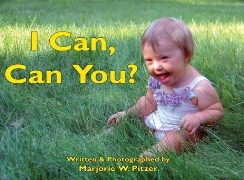 Book Cover, I Can, Can You?