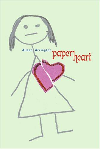 Book Cover, Paper Heart