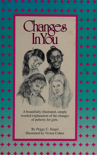 Book Cover, Changes In You: For Girls