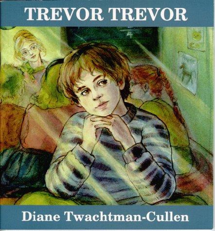 Book Cover, Trevor Trevor