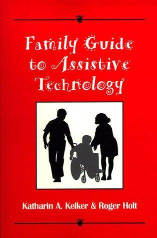 Book Cover, Family Guide To Assistive Technology