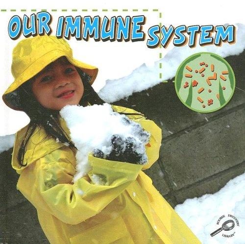 Book Cover, Our Immune System