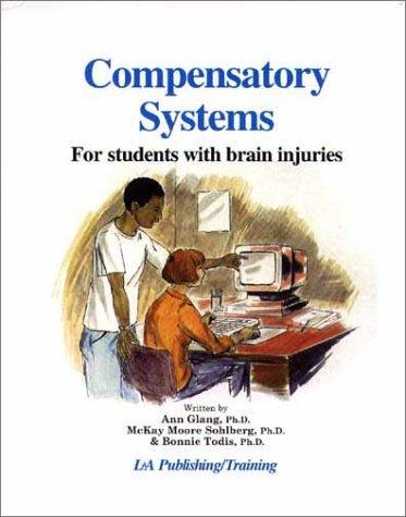 Book Cover, Compensatory Systems For Students With Brain Injuries